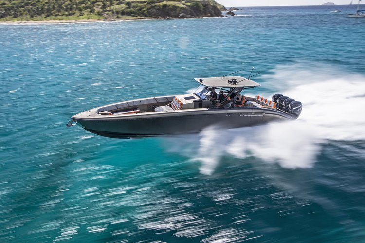 Boating is fun with a Performance in St Thomas