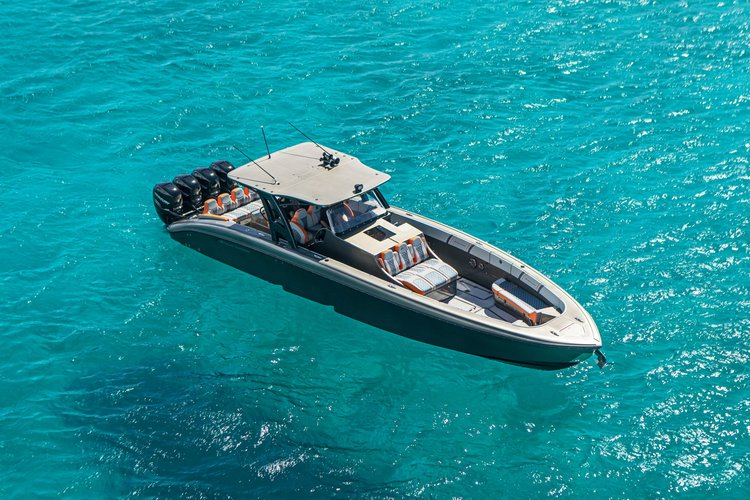 Boat for rent Midnight Express 43.0 feet in American Yacht Harbor, Red Hook, U.S. Virgin Islands