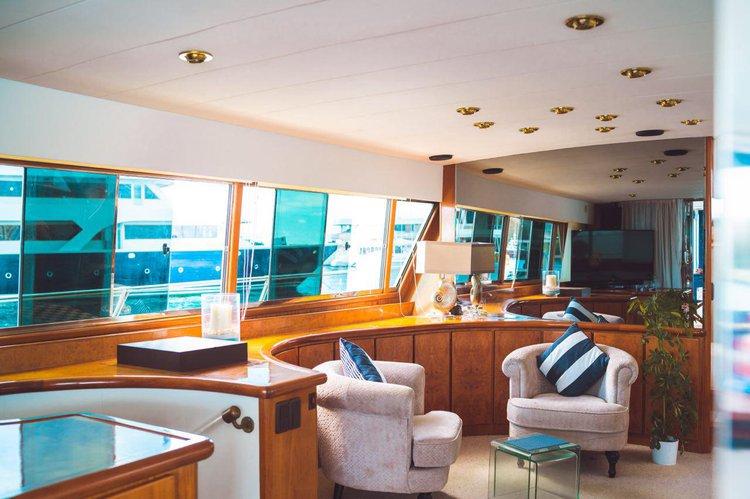 Motor yacht boat rental in Male, Maldives