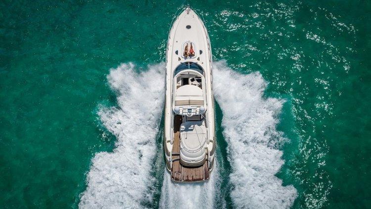 Boat for rent Predator 60.0 feet in Harbor West Marina, FL