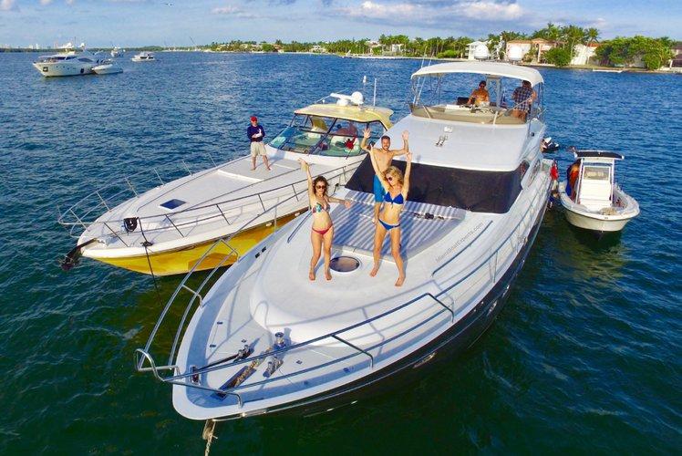 Boat for rent Princess 65.0 feet in miami beach marina, FL