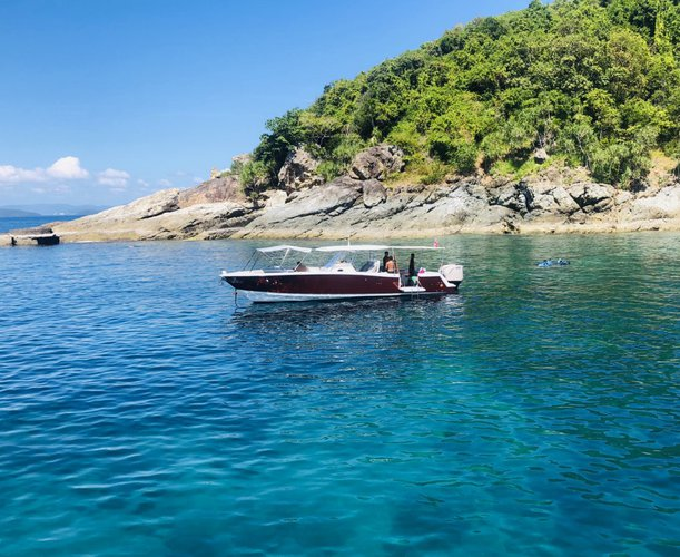 Boat for rent Raptor 38.0 feet in Phuket, Thailand