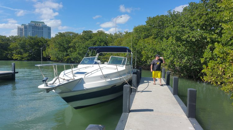 Cruiser boat rental in River Point Marina, FL