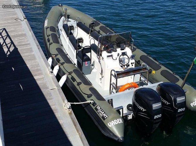 Boat for rent Valiant 28.0 feet in Lisbon, Portugal