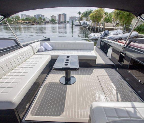 Deck boat boat rental in Sea isle marina, FL