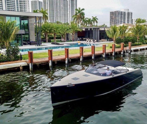Boat for rent VanDutch 40.0 feet in Sea isle marina, FL