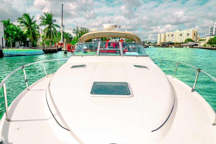 Boat for rent sea ray 36.0 feet in La Coloma Marina, FL