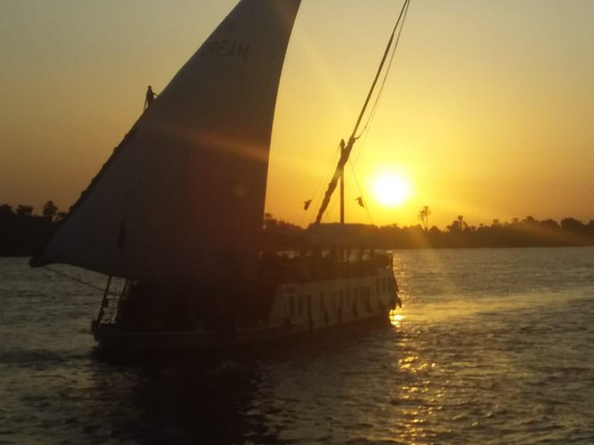 Boat for rent 1920 sail boat 132.0 feet in Luxor, Egypt