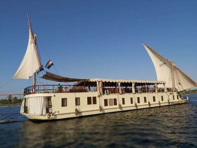 Indulge in Vintage luxury across Nile river