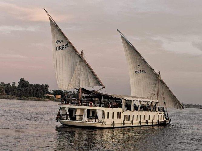 Boat rental in Luxor,