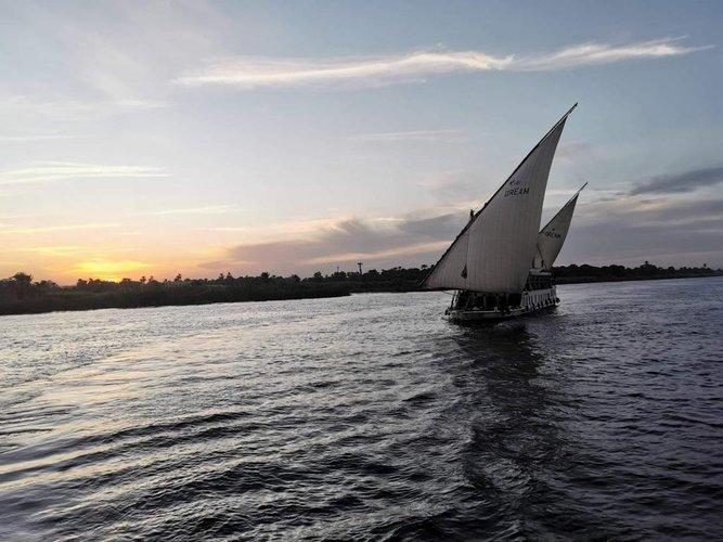 132.0 feet 1920 sail boat in great shape