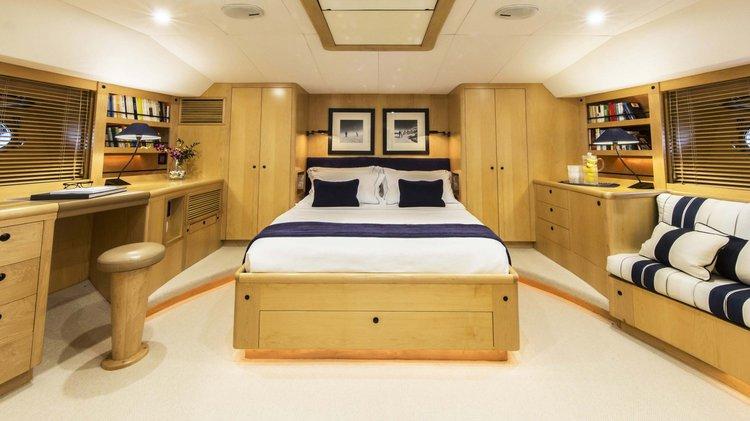 110.0 feet Alloy Yachts in great shape