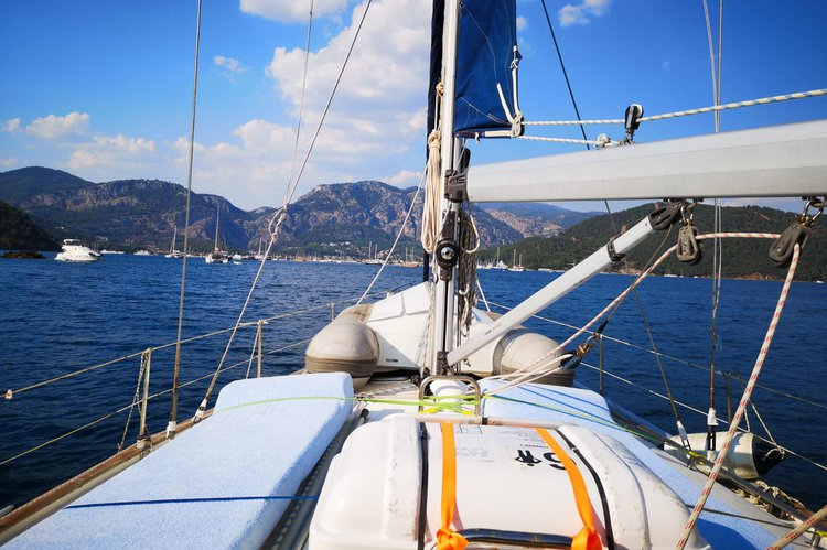 Bavaria boat for rent in Fethiye