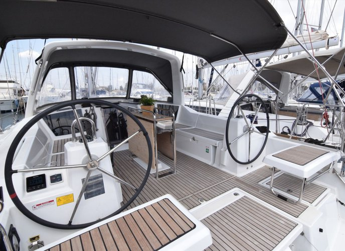 Enjoy Sailing in style!