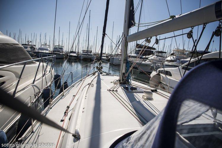 Cruiser racer boat rental in Alimos, Athens, Greece, Greece