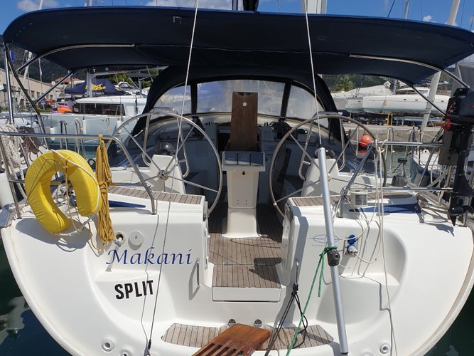 Rent this Bavaria Yachtbau Bavaria 46 for a true nautical adventure