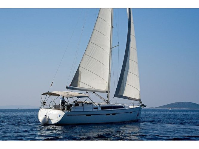 Enjoy Murter, HR to the fullest on our comfortable Bavaria Yachtbau Bavaria 46 CN