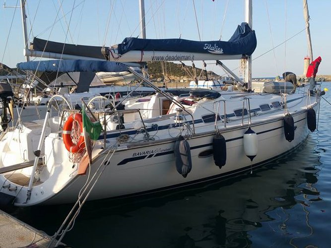 Experience Castiglioncello, IT on board this amazing Bavaria Yachtbau Bavaria 46 Cruiser