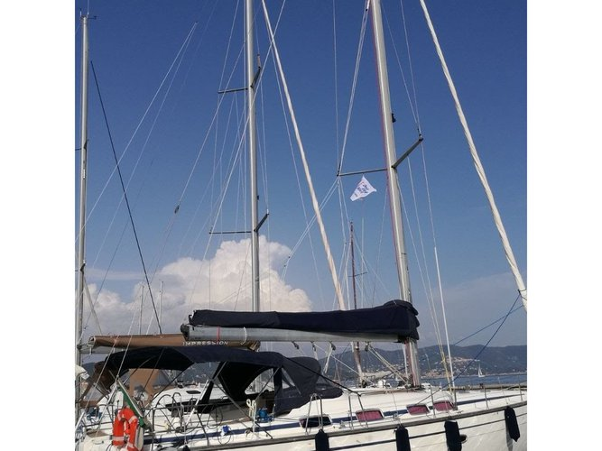 Explore Castiglioncello on this beautiful sailboat for rent