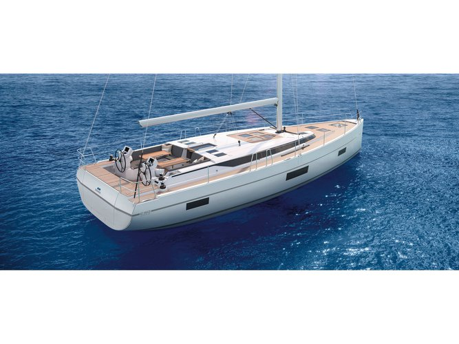 Experience Athens, GR on board this amazing Bavaria Yachtbau Bavaria C50