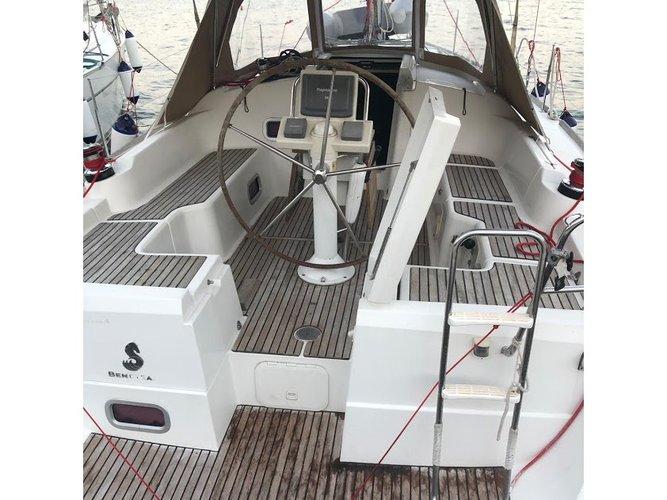 Rent this Beneteau BENETEAU Oceanis 37 REFIT 2019 for a true nautical adventure