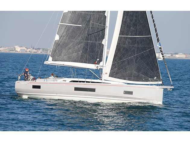 Sail Skiathos, GR waters on a beautiful Beneteau Oceanis 46.1