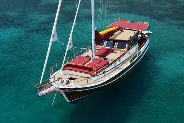 Experience Bodrum on board this luxurious gulet