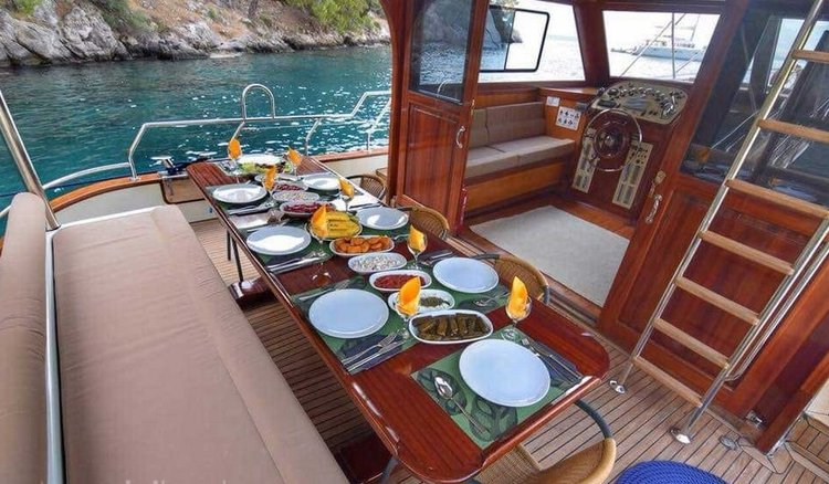 Boat for rent Custom 49.0 feet in Bodrum Marina, Turkey