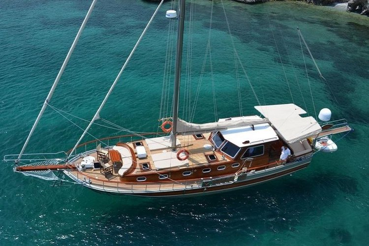 Sail the fascinating Turkey on this wonderful gulet