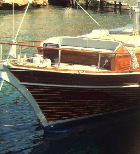 Custom's 56.0 feet in Bodrum