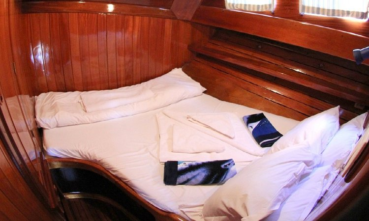 Boat for rent Custom 59.0 feet in Bodrum Marina, Turkey
