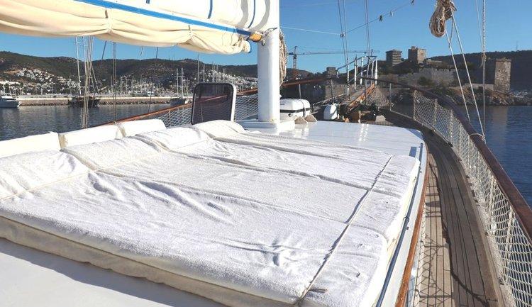 Boat for rent Custom 62.0 feet in Bodrum Marina, Turkey