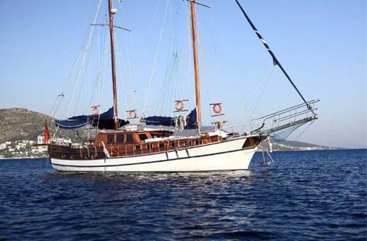 Cruise in style on this amazing 66 ft gulet