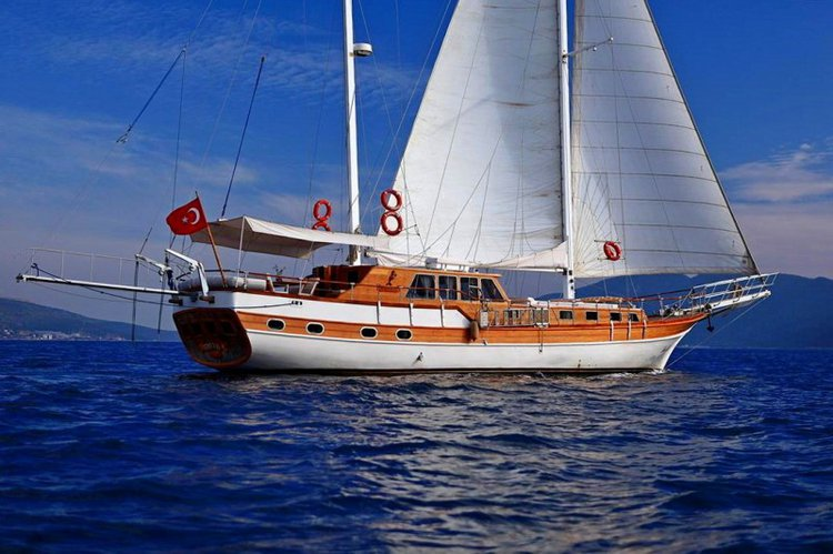Have a  pleasurable cruising in Turkey aboard this gulet