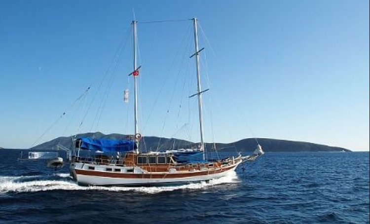 Have fun in the sun on this Bodrum gulet charter