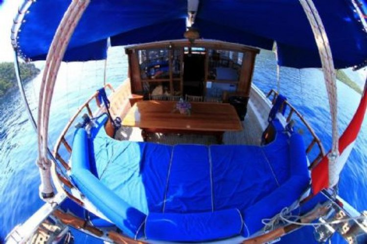 Custom's 72.0 feet in Bodrum
