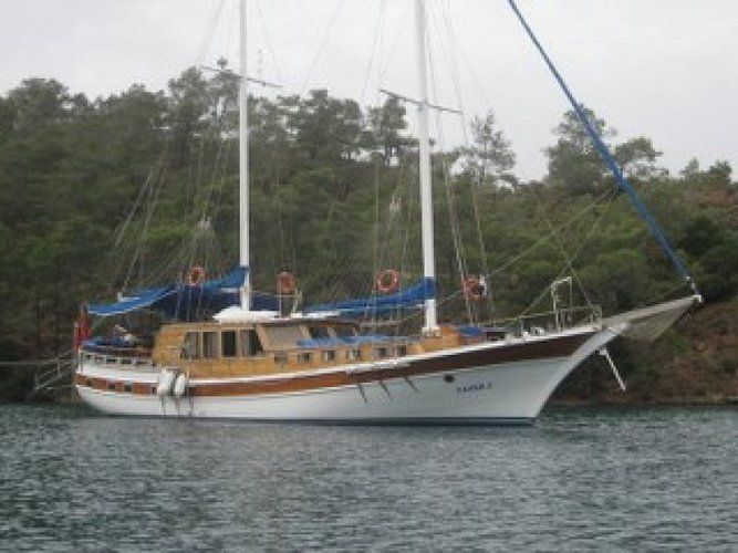 Experience Bodrum on board this elegant Gulet