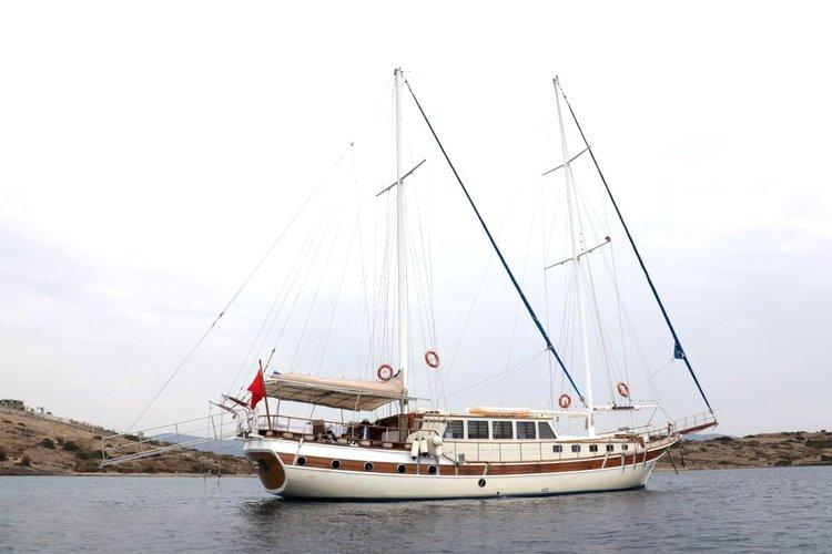 Custom's 75.0 feet in Bodrum