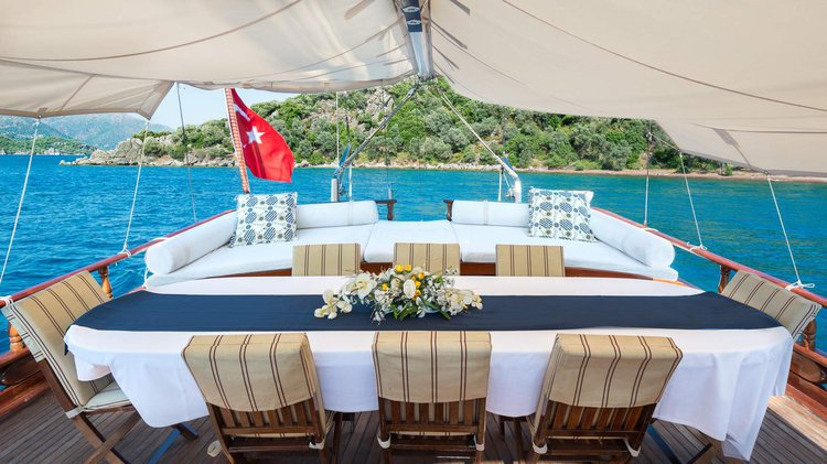 Custom's 79.0 feet in Bodrum