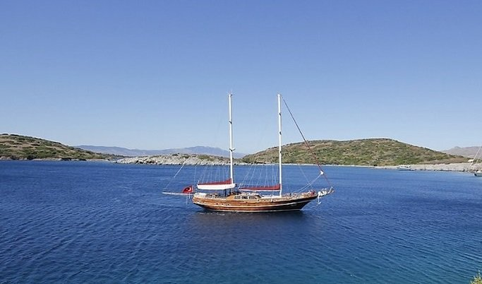 Get on the water and enjoy Turkish Coast in style on gulet