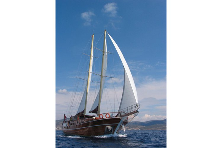 This gulet charter is perfect to enjoy Turkey