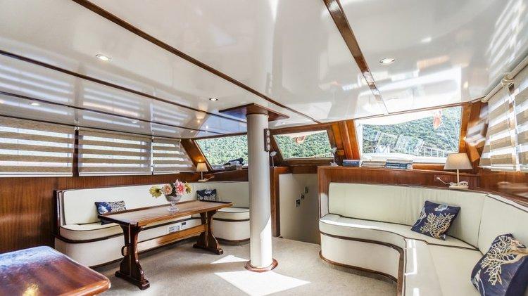 Boat for rent Custom 79.0 feet in Bodrum Marina, Turkey