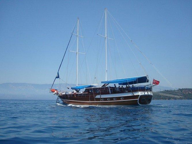 Custom's 82.0 feet in Bodrum