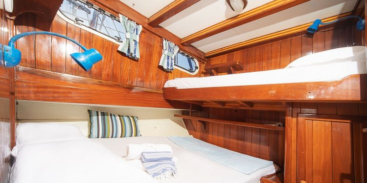 Gulet boat for rent in Bodrum