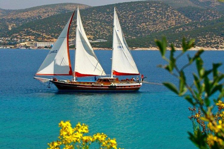 Make beautiful memories aboard this Gulet in Turkey