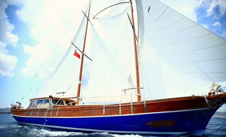 Enjoy your holiday aboard this amazing gulet