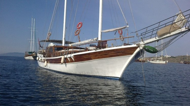 Boat for rent Custom 89.0 feet in Bodrum Marina, Turkey