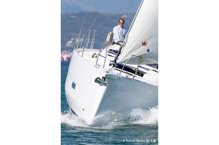 Dufour boat for rent in Nassau