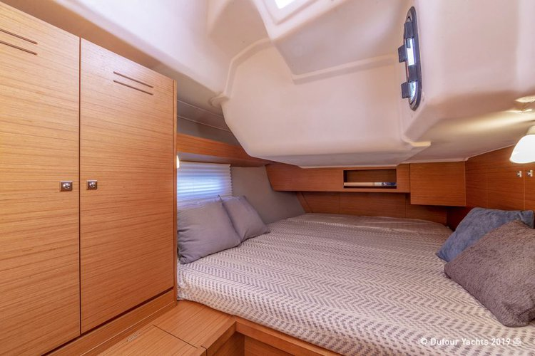 Boat for rent Dufour 43.4 feet in Palm Cay Marina, Bahamas
