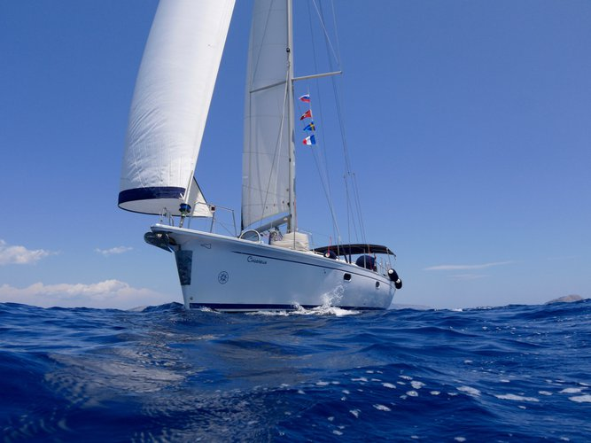 Sailing chill